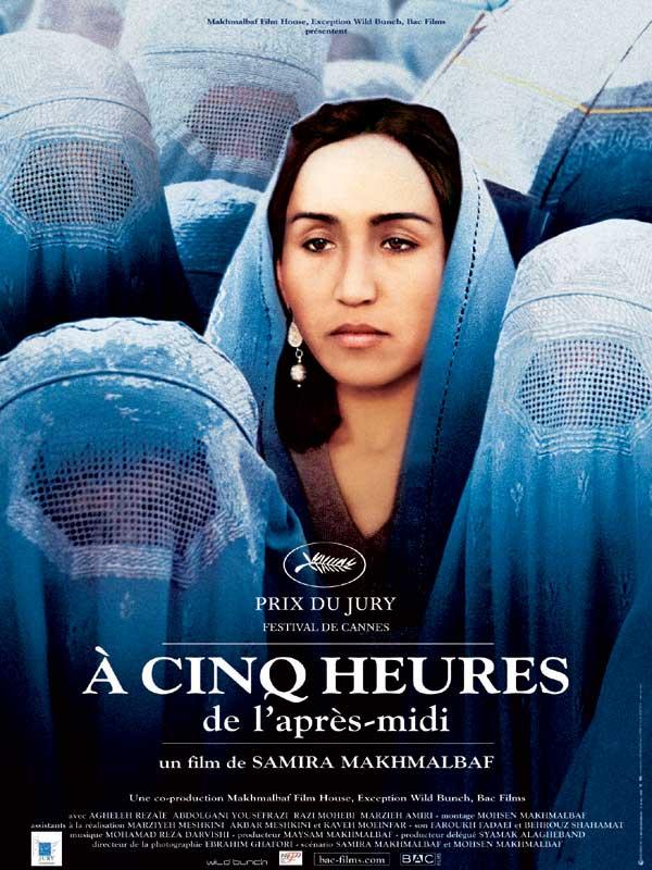 Un film de Samira Makhmalbat