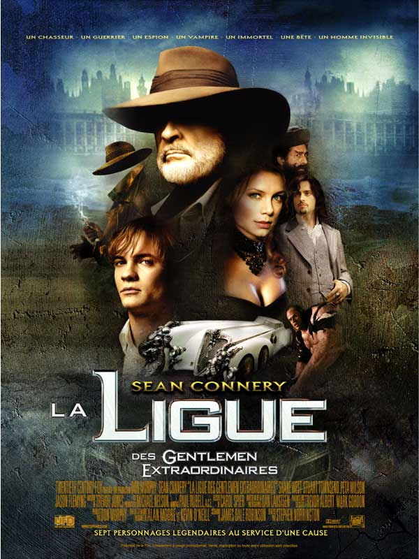 La ligue des gentlemen extraordinaires preview 0