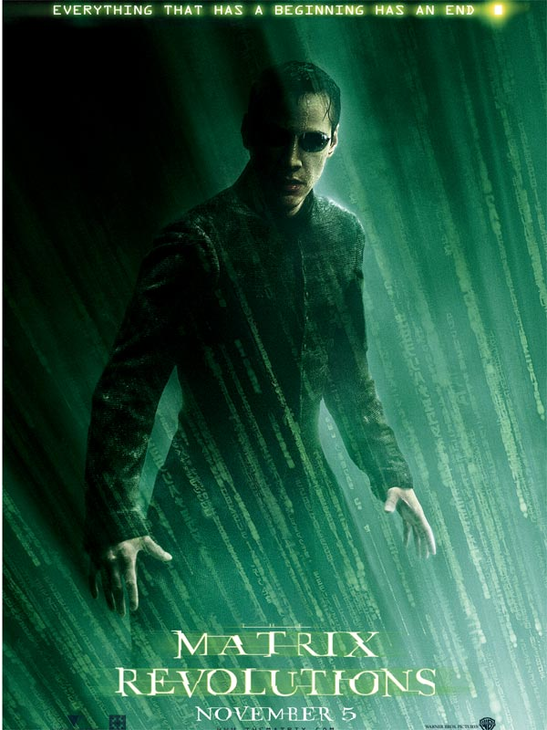 Matrix Revolution (Dublado)