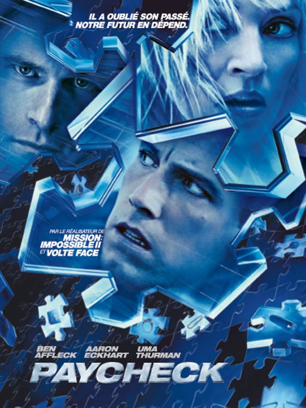 PayCheck   FRENCH   DVDRiP preview 0