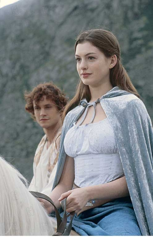 Anne Hathaway Ella Enchanted