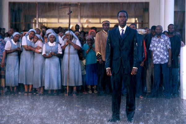 Hotel Rwanda - made in Johannesburg
