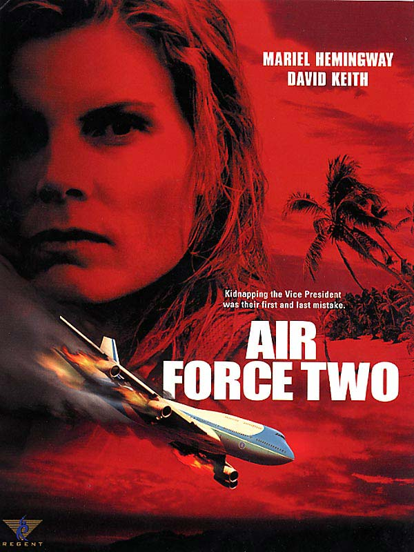 AIR FORCE TWO   FRENCH   DVDSCR preview 0