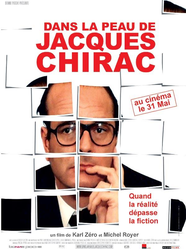 Dans La Peau De Jacques Chirac FRENCH DVDRiP XviD OTHERS preview 0