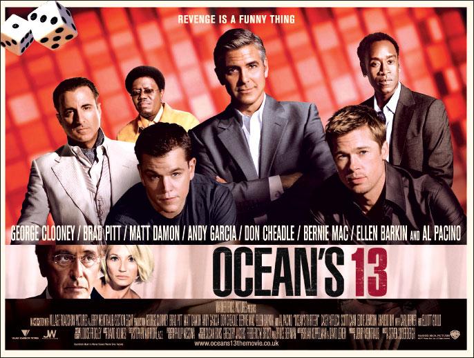Oceans 13