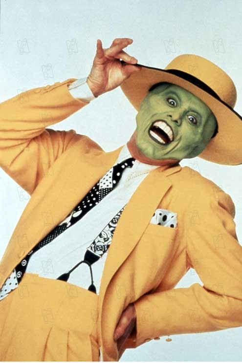 mask jim carrey