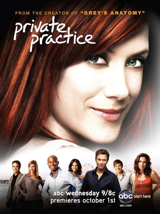 Private Practice - Saison 4 [Complete]