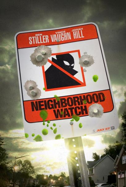 Neighborhood watch ben stiller