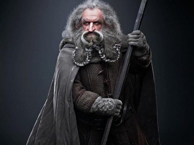 Figurenbilder zu Der Hobbit mit 13 Zwergen, Bilbo und