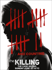 Affiche - SERIE - Those Who Kill (US) : 10849