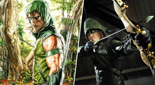Arrow - Season 1 - Episode 23 - Photo