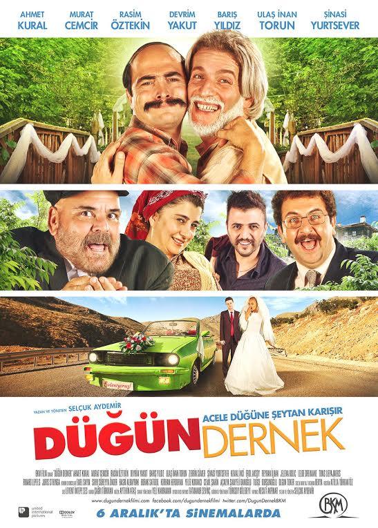Düğün Dernek poster