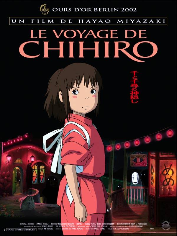 Le Voyage de Chihiro : état de bien-être