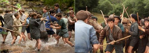 Photo - FILM - La Guerre des boutons : 4569