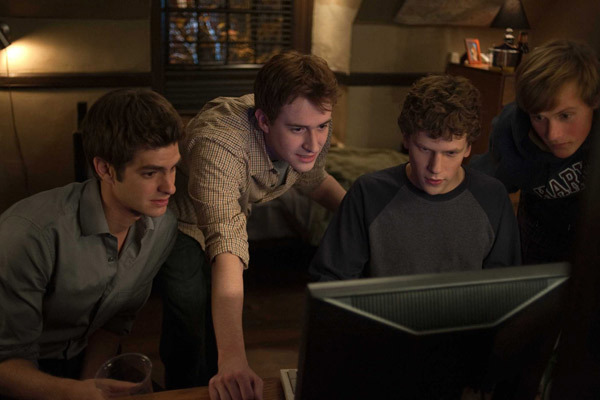 Photo - FILM - The Social Network : 147912