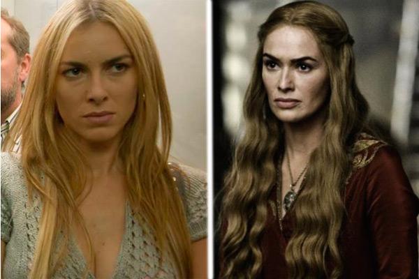 Kira Miró Cersei Lannister